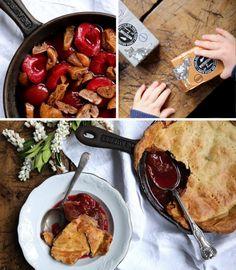 Petite Kitchen   Little Gatherer Petite Kitchen, Chocolate Fondue, Pie, Desserts, Recipes, Food, Torte, Tailgate Desserts, Pastel