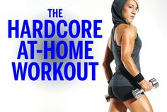Workout by Rita Catolino, Fitness Expert and Transformation Coach Model: Lisa Bridge |Photos by Paul Buceta If the idea of training hardcore at home sounds like an oxymoron, then you've never tried a living room routine like this one. When you're crunched for time you can still get in a crazy workout without leaving the …