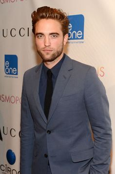 Heartbreak Suits Robert Pattinson as He Steps Out at 'Cosmopolis' Premiere (VIDEO)