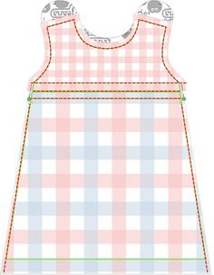 Small Dreamfactory: Free sewing tutorial and pattern Dutch baby dress (6 different sizes)