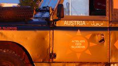Series III Austria My Land, Austria, Atelier