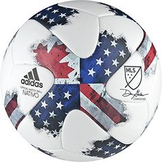 Adidas 17 Mls Omb Match Ball 5 White/Multi adidas