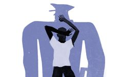 Jun Cen - Racism & Police, for the NY Times