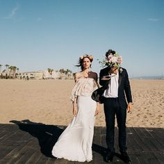 One of our favorite stories, captured on @southerncaliforniabride today! Check out the full Noel and Jean blog feature by the fab @wanderlustcreatives + @jei_wanderlust  #noelandjean #coolbride #californiabride #featuredonSCB #labride #emietop #kyleskirt    : @fioredesigns   : @florence.meredith