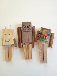 Nice idea to make with the boys with scrap wood and found branches.  Loggerheads: Family Tree Pack