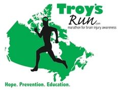 About · Troy's Run: Marathon for Brain Injury Hope, Prevention and Education Brain Injury, How To Raise Money, Troy, Foundation, Join, Running, Education, Memes, Racing