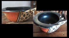 Panela cerâmica ( índios do Xingu )