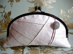one of my wedding clutch bags