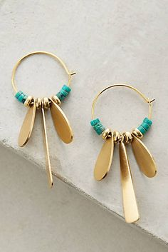 Sprig Mini Hoops