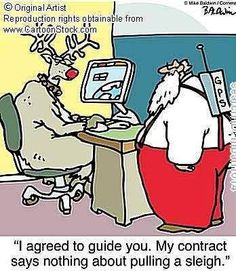 Contracts. It's all in how you negotiate them.