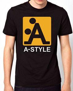 Men Black T-Shirt A-Style2 for sale ($28.00) - Svpply
