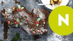 Ünnepi csokoládés fatörzs recept | Nosalty - YouTube Youtube, Food, Essen, Meals, Youtubers, Yemek, Youtube Movies, Eten