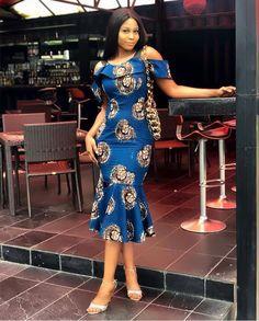 Tech Install: 25 Beautiful Ankara Styles Just For You African Fashion Ankara, African Inspired Fashion, African Print Dresses, African Print Fashion, Africa Fashion, African Dress, African Prints, African Fabric, Ankara Long Gown Styles