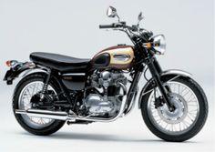 6. Her-introductie Kawasaki W650 1998