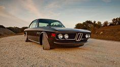 Revolution Number E9: Cole Foster's BMW 2800 CS