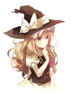 Marisa from Touhou Project