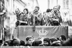 Storico Carnevale di Ivrea - la Battaglia delle Arance