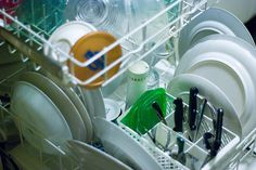 Money Saving Dishwasher Tips | The Happy Housewife
