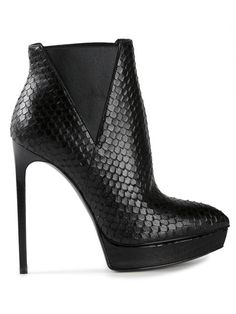 Saint Laurent Ankle Boot - - Farfetch.com