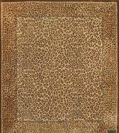 LINEN PANTHER - ANIMAL COLLECTION - Stark Carpet