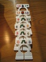 I Love these!!! The Very Hungry caterpillar closet organization