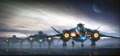 Appareil récent au sein des productions Aegis Dynamics, le Vanguard Warden est un appareil largement utilisé par les forces armées de l'UEE qui se ...