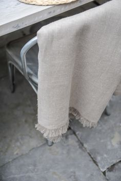 Sustainable linen clothing and home textiles Luxurious natural accessories for home and fashion in linen and baby alpaca Natural Accessories, Fashion Accessories, Sustainable Textiles, Great Lengths, Baby Alpaca, Home Textile, Herringbone, Blanket, House Styles