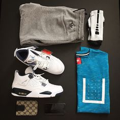 Outfit grid - Comfortable joggers