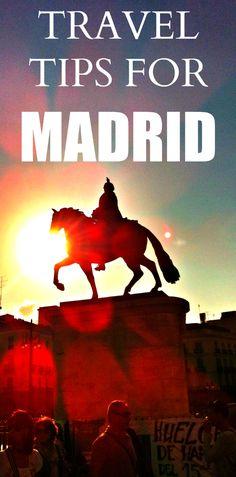 Some travel inspiration and tips for Madrid, Spain via @rtwgirl > http://www.rtwgirl.com/madrid-spain-travel-inspiration/
