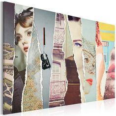 Quadro - L'occhio di donna. Quadro moderno su tela italiana di qualità deluxe. Alta definizione di stampa e bordi rivestiti. Pronto da appendere. Risparmia 16€ su. Prezzo a partire da €64.99 cm60x40 Quadro moderno su tela italiana di qualità deluxe. Alta definizione di stampa e bordi rivestiti. Pronto da appendere. Risparmia 19€ #quadrivintage #quadrishabby #quadriretro #shabby #vintage #ilydecor #quadrivintage #quadrishabby #quadriretro #shabby #vintage #ilydecor