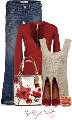 """""""Spring Has Sprung!"""" by in-my-closet on Polyvore LOVE!"""