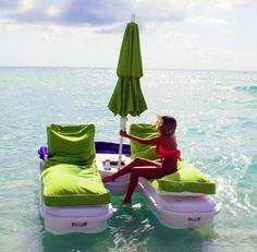 Sea chaise longue