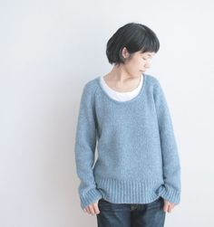 cotton/wool sweater