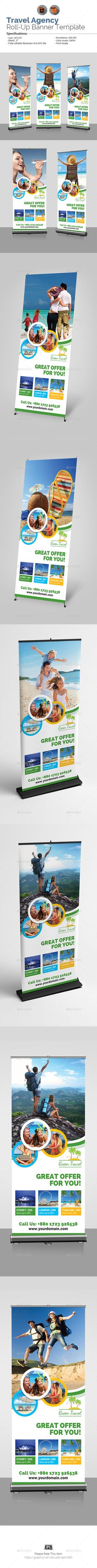 Holiday TourTravel Poster Template Travel posters
