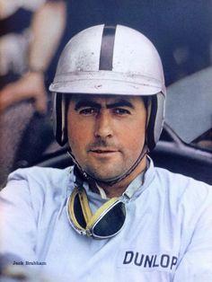 Jack Brabham 1959 (Automobile Year)...