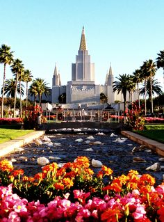 Oakland California LDS Temple Find more LDS inspiration at: www.MormonLink.com