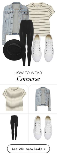"""Untitled #681"" by lock-and-key21 on Polyvore featuring Monki, rag & bone, Converse and adidas Originals"