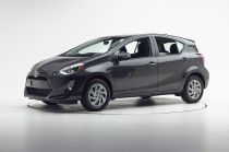 The Prius C joins a a short list of Top Safety Pick subcompact hatchbacks.The Insurance Institute of Highway Safety has added the 2015 Toyota Prius C to its list of Top Safety Pick winners. Only 2015 Prius C hybrids built after May 2015 qualify for the award.