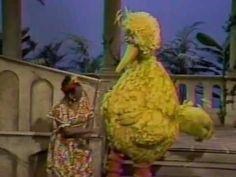 Celia Cruz on Sesame Street - Sun Sun Babae - YouTube