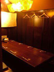 Okayama|岡山(おかやま)|Restaurant|彩食酒屋 火と粋 HITOIK|4~8名様用の個室が3室完備♪少人数でもお気軽にどうぞ!