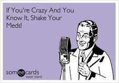 Shake, shake, shake