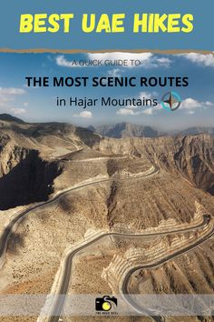Check this guide to 8 easy hikes you must do when in the UAE. Only one to two hours drive from the city of Dubai, those hiking trails in the UAE are suitable for begginers and are accessible by a car. In this post I have provided all the details about all you need to go before hiking in the UAE. | UAE | hiking UAE | UAE hiking trails | UAE hikes | Ras Al Khaimah #uae #uaehikes #hikesuae #unitedarabemirates #dubai Ras Al Khaimah, United Arab Emirates, Hiking Trails, Uae, Middle East, Trekking, Grand Canyon, Need To Know, Africa