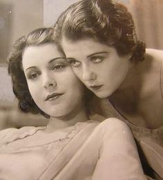 Frances Dee & Sidney Fox