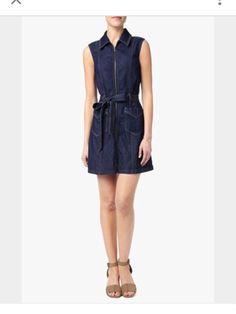 Seven Jean dress