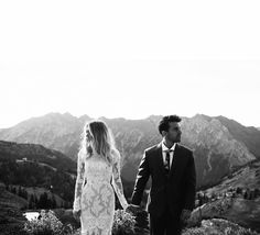 modest wedding dress with lace long sleeve and a slim fit from alta moda. --(modest bridal gown)--