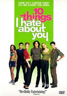 10 Coisas que Eu Odeio em Você (10 Things I Hate About You), 1999.