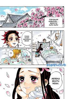 Manga Kimetsu No Yaiba Sub Indo : manga, kimetsu, yaiba, Manga, Kimetsu, Yaiba, Komik,, Manga,, Haikyuu