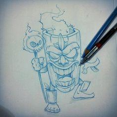 """Résultat de recherche d'images pour """"dessin sparadrap graffiti"""""""