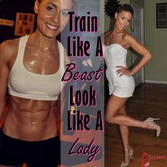 FACT: Lifting Heavy weights will not make you Look, Act Or Feel Manly.  Here's why women should lift weights....You'll torch body fat, You'll burn more calories & you'll loose belly fat faster than any cardio you do!  Fitness | Female Fitness | Abs | Toned | Summer Body | Workout | Beast Mode | Train Hard