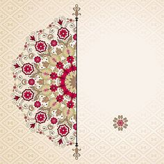 Floral Design Flower Pattern Background - Welcome to our website, We hope you are satisfied with the content we offer. Islamic Art Pattern, Arabic Pattern, Pattern Art, Creative Poster Design, Creative Posters, Art Background, Background Patterns, Motif Arabesque, Islamic Art Calligraphy